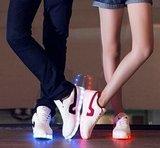 schoenen met lampjes