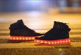 schoenen met lichtjes
