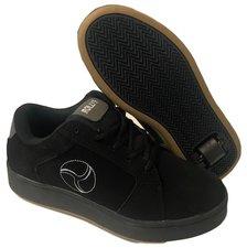 Maat 36: schoenen Rollys suede zwart