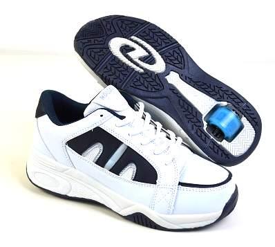 Rollys rolschoenen wit
